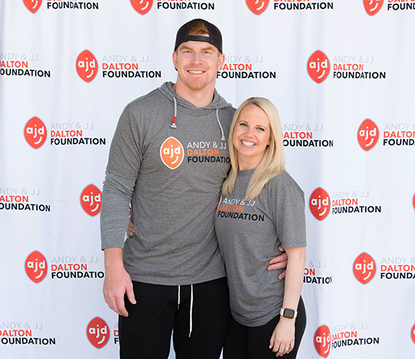 About The Andy & JJ Dalton Foundation